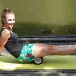 Regularne rolowanie ciała daje niesamowite efekty