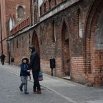 Spacerując uliczkami Torunia