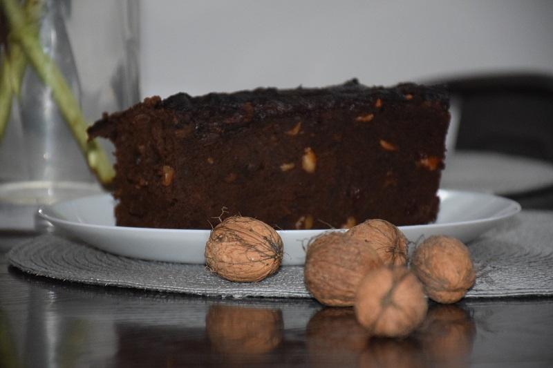 Brownie z batatów druga odsłona