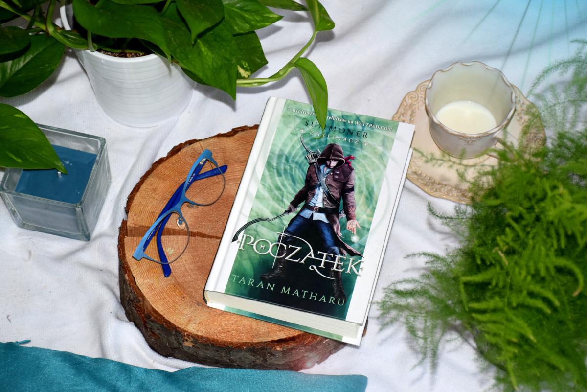 """""""Początek"""" T. Matharu to świetny początek wciągającej serii z kategorii fantasy"""