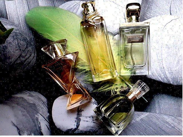 4 ulubione zapachy w Oriflame