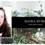 Na pomoc przesuszonym włosom maska cudowne Mumio