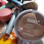 Antybakteryjny puder w kompakcie – ISSANA, Compact Powder, 9g